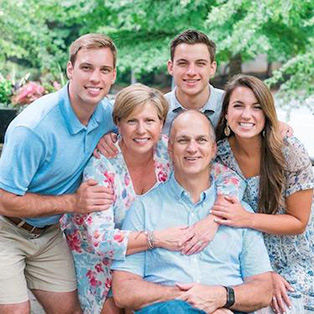 Chiropractor Greenville SC Shawn LaBelle And Family